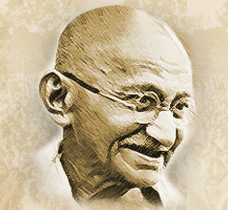 Mahatma_Gandhi_Ghp - Viratk