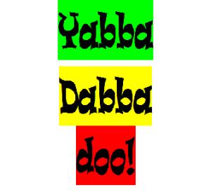 Yabba - paint3